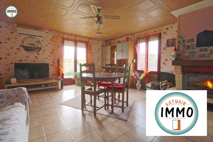 Vente maison / villa Saint-fort-sur-gironde 139 000€ - Photo 4