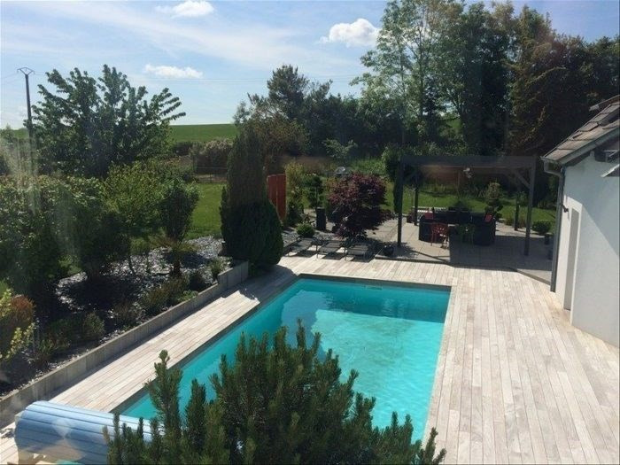 Verkauf von luxusobjekt haus Pfulgriesheim 824000€ - Fotografie 4