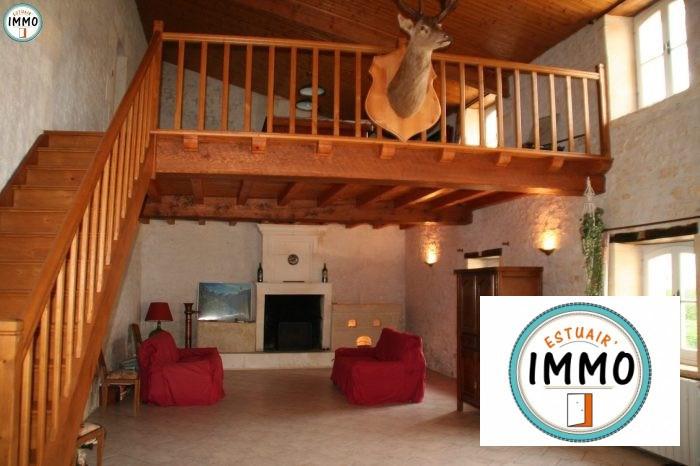 Vente maison / villa Gémozac 314470€ - Photo 2