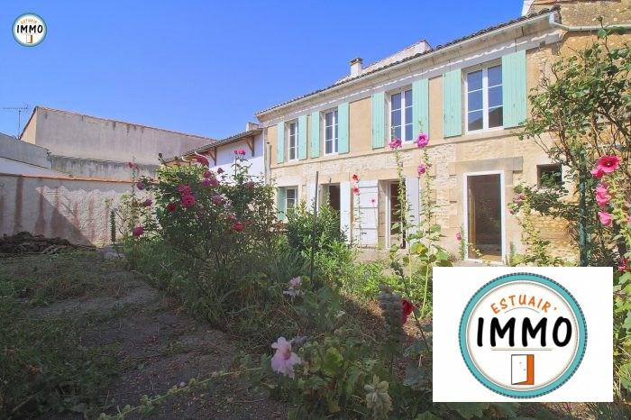 Sale house / villa Mortagne-sur-gironde 159000€ - Picture 1