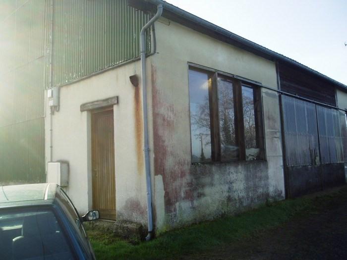 Rental hangar Tourville en auge 1000€ HC - Picture 1