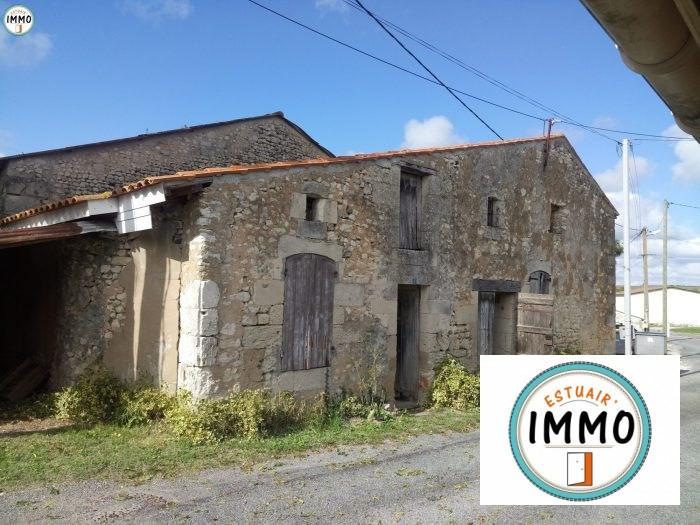 Vente maison / villa Saint-ciers-du-taillon 45000€ - Photo 2
