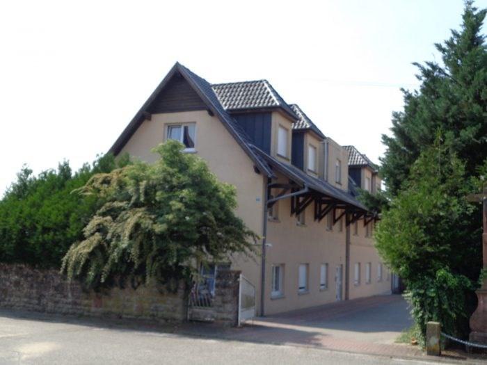 Location appartement Gunstett 388€ CC - Photo 1