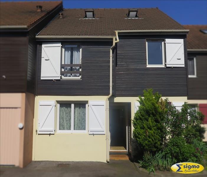 Vente maison / villa Montesson 467000€ - Photo 1