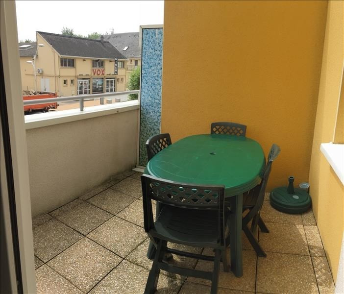 Vente appartement Fort mahon plage 165750€ - Photo 5