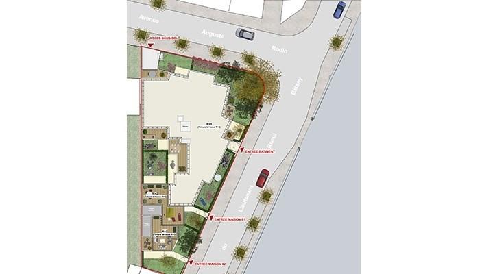 Vendita nuove costruzione Meudon  - Fotografia 5