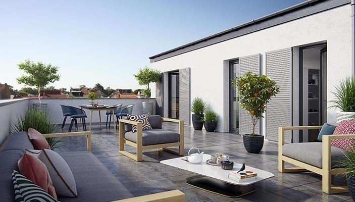 Produit d'investissement appartement La rochelle 389000€ - Photo 1