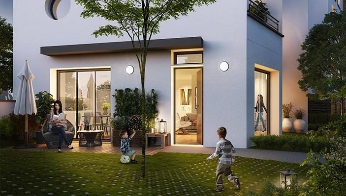 Vendita nuove costruzione Meudon  - Fotografia 1