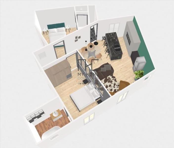Vente appartement Paris 17ème 730000€ - Photo 9
