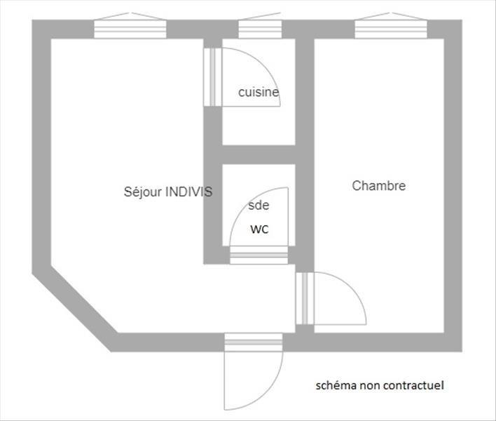 Vente appartement Puteaux 231000€ - Photo 1
