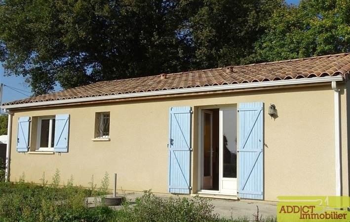 Vente maison / villa Secteur puylaurens 140000€ - Photo 1