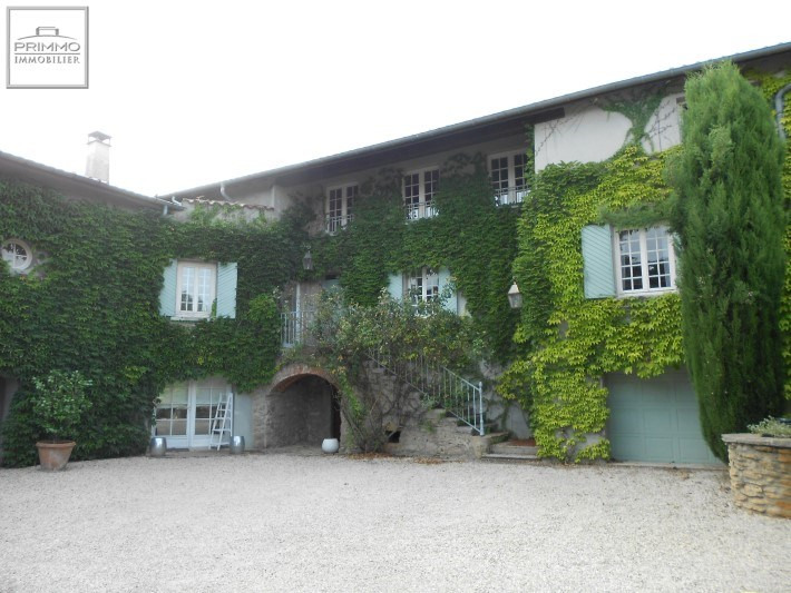 Sale house / villa Saint genis les ollieres 760000€ - Picture 7