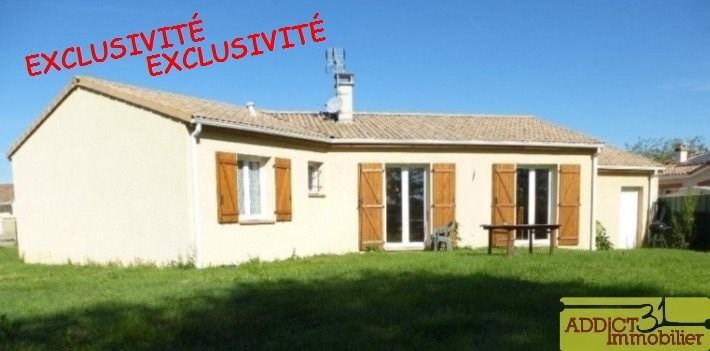 Vente maison / villa Buzet-sur-tarn 229000€ - Photo 1