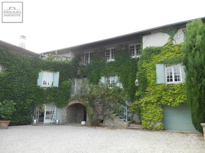 Sale house / villa Saint genis les ollieres 760000€ - Picture 3