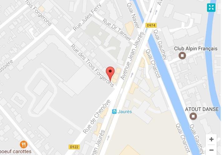 Location appartement Dijon 550€ CC - Photo 8