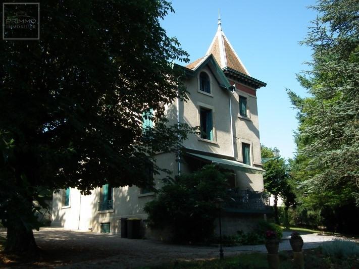 Deluxe sale house / villa Arbresle (l') 750000€ - Picture 1