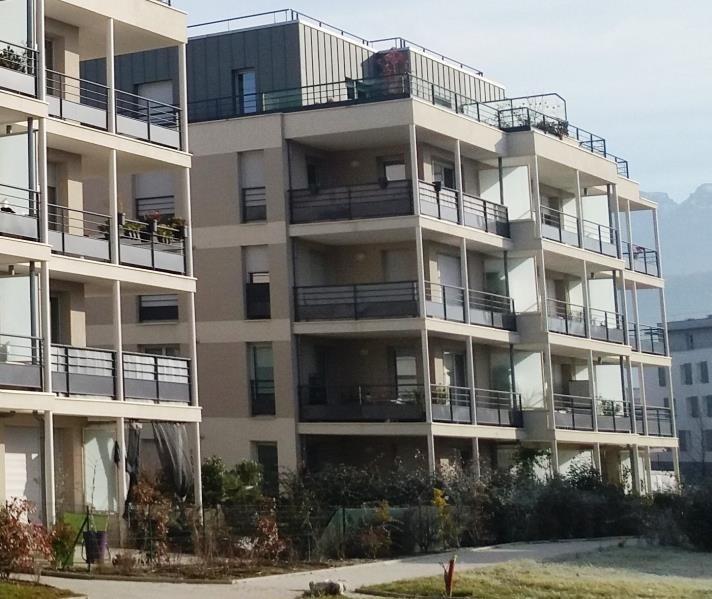 Vente appartement Grenoble 344850€ - Photo 1