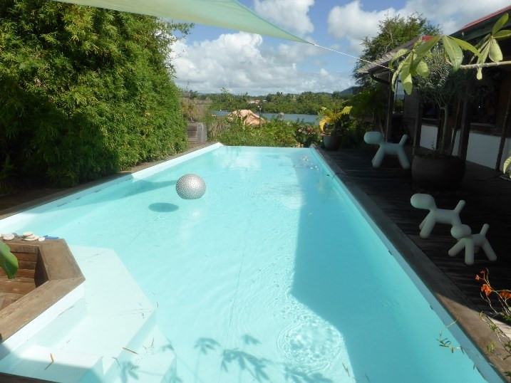 Deluxe sale house / villa Trois ilets 630000€ - Picture 2