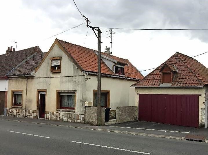 Vente maison / villa Isbergues 83000€ - Photo 5
