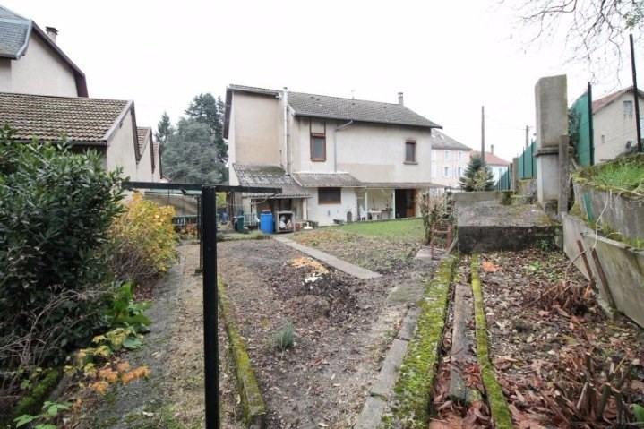 Vente maison / villa Les abrets 187500€ - Photo 1