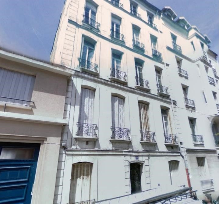 Rental apartment Versailles 750€ CC - Picture 1