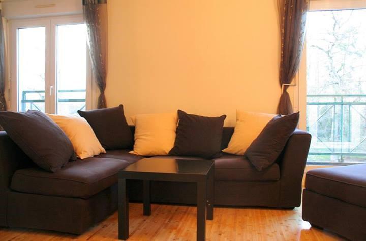 Rental apartment Fontainebleau 880€ CC - Picture 10