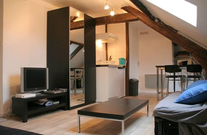 Location appartement Fontainebleau 765€ CC - Photo 1