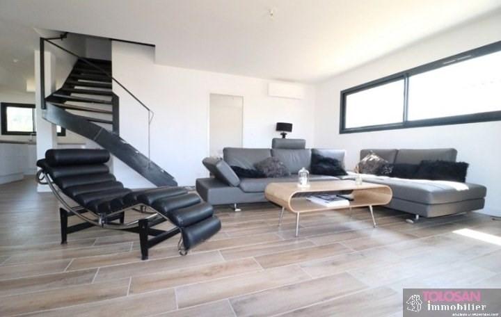 Vente maison / villa Villefranche de lauragais 349000€ - Photo 1
