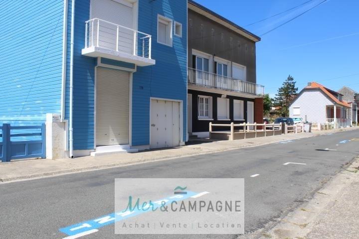 Sale apartment Fort mahon plage 108000€ - Picture 2