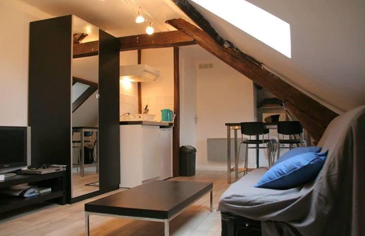 Location appartement Fontainebleau 765€ CC - Photo 9