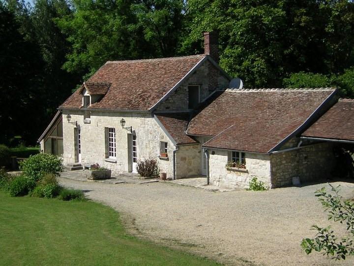 Sale house / villa Villers cotterets 299000€ - Picture 1