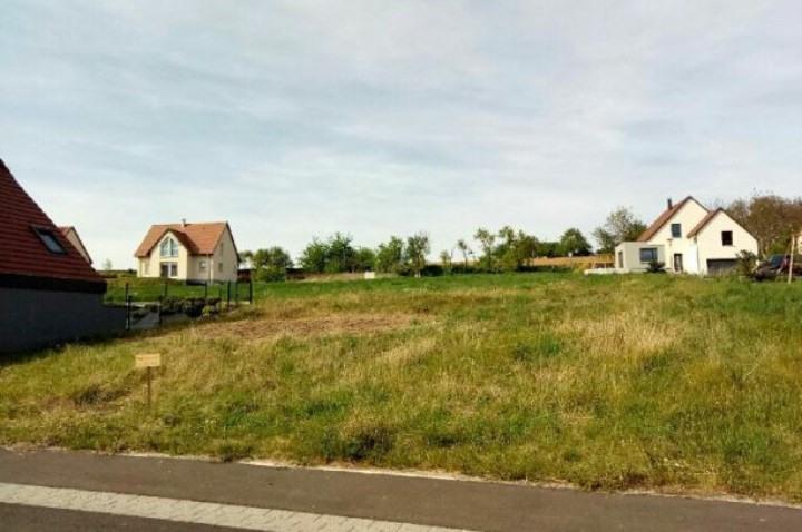 Venta  terreno Ernolsheim sur bruche 205000€ - Fotografía 1