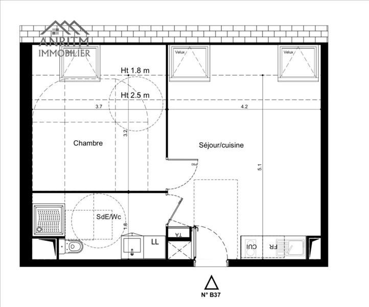 Vente appartement Plaisir 179900€ - Photo 2