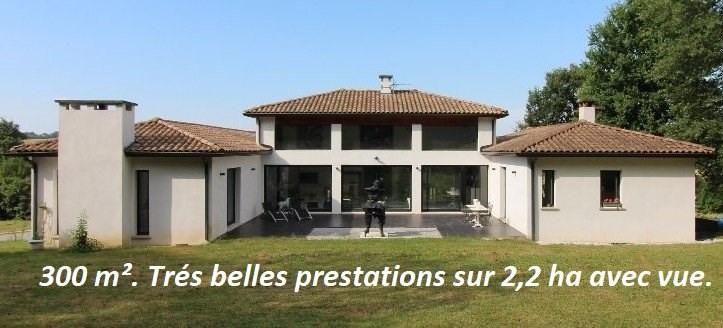 Deluxe sale house / villa Toulouse est 12 minutes 995000€ - Picture 1