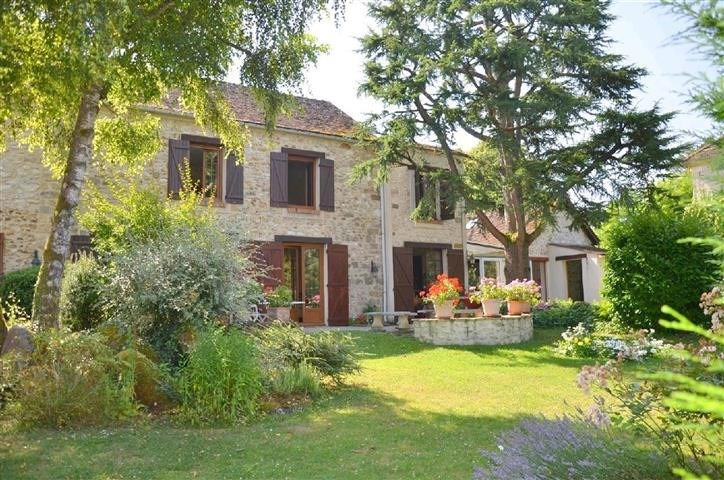 Vente maison / villa Hericy 498 000€ - Photo 1