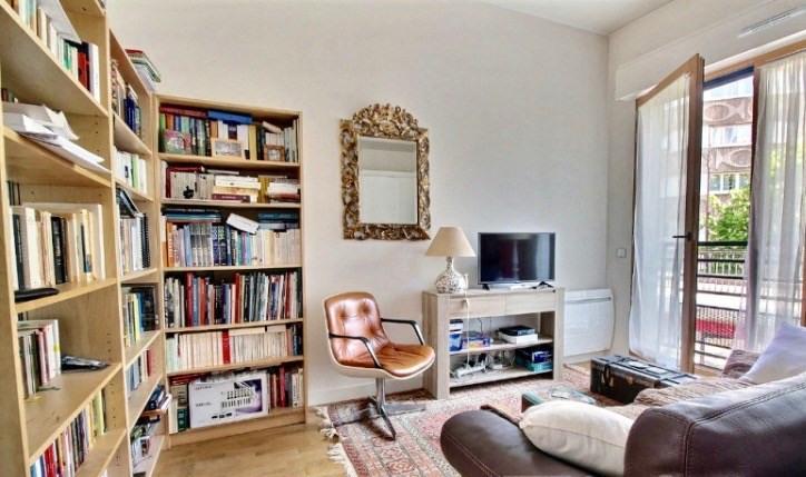 Sale apartment Paris 19ème 440000€ - Picture 2
