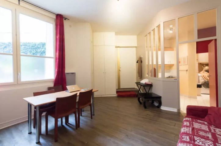 Sale apartment Paris 8ème 476 000€ - Picture 1