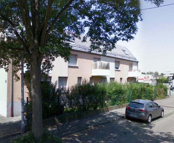Verhuren  appartement Strasbourg 400€ CC - Foto 1