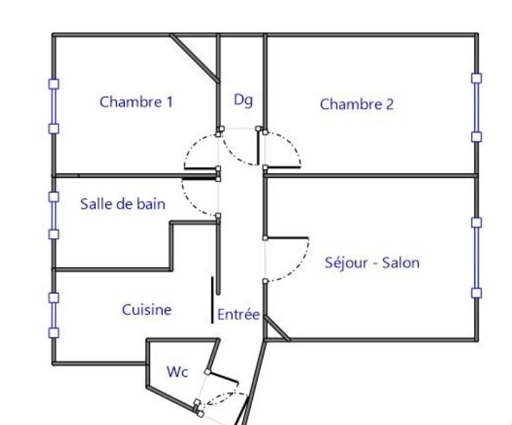 Venta  apartamento Neuilly-sur-seine 582000€ - Fotografía 14