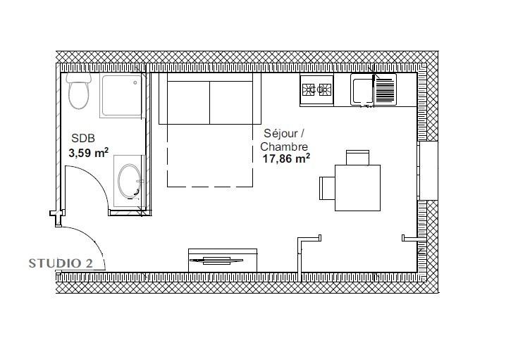 Location appartement Vinon-sur-verdon 445€ CC - Photo 5