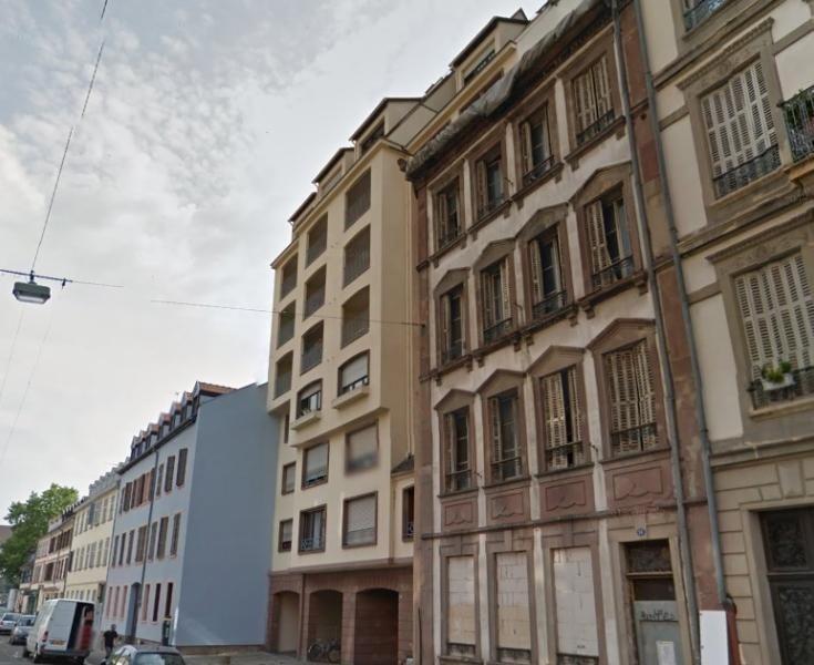 Vermietung wohnung Strasbourg 474€ CC - Fotografie 1