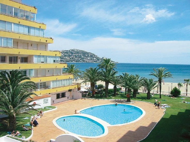 Vente appartement Rosas-santa margarita 155000€ - Photo 1