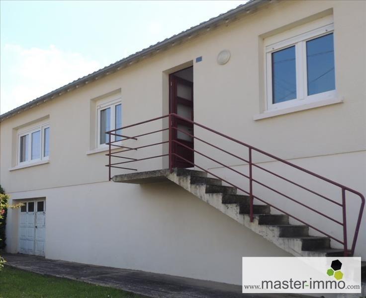 Location maison / villa St germain du corbeis 650€ CC - Photo 7