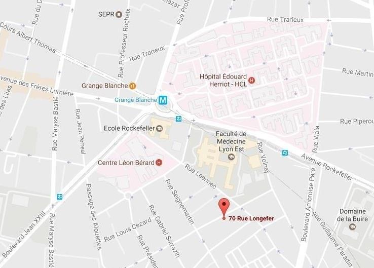 Location appartement Lyon 8ème 605€ CC - Photo 1
