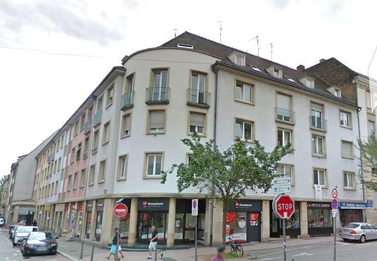 Verkauf mietshaus Strasbourg 2887000€ - Fotografie 1