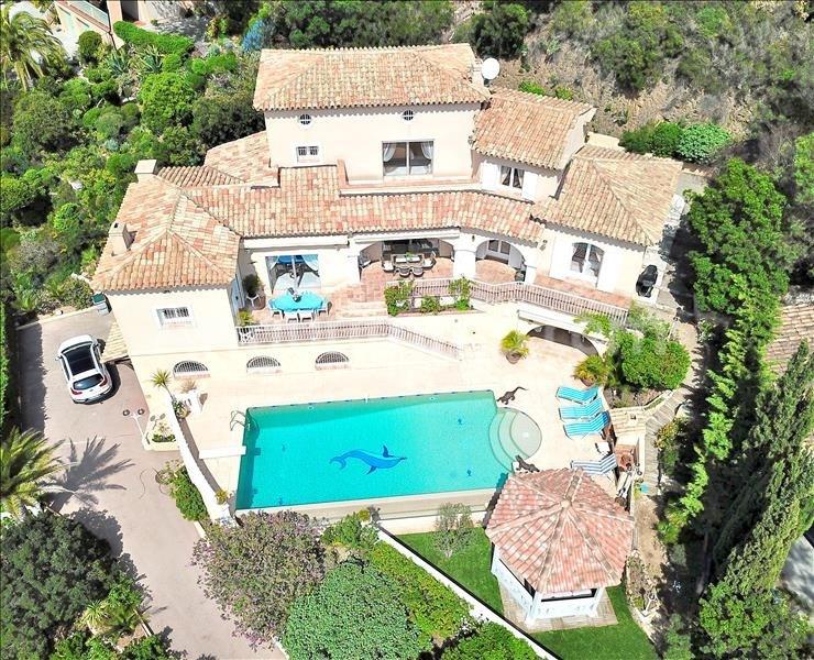 Vente de prestige maison / villa Les issambres 1449000€ - Photo 2