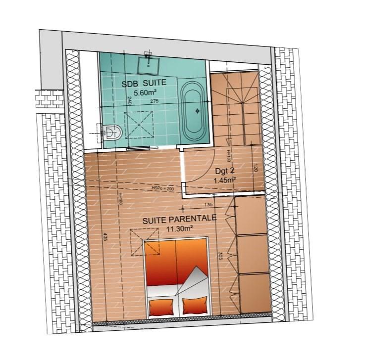 Vente maison / villa Senlis 334000€ - Photo 3