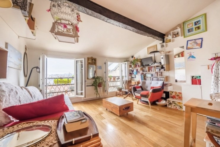 Vente appartement Paris 4ème 434 000€ - Photo 3