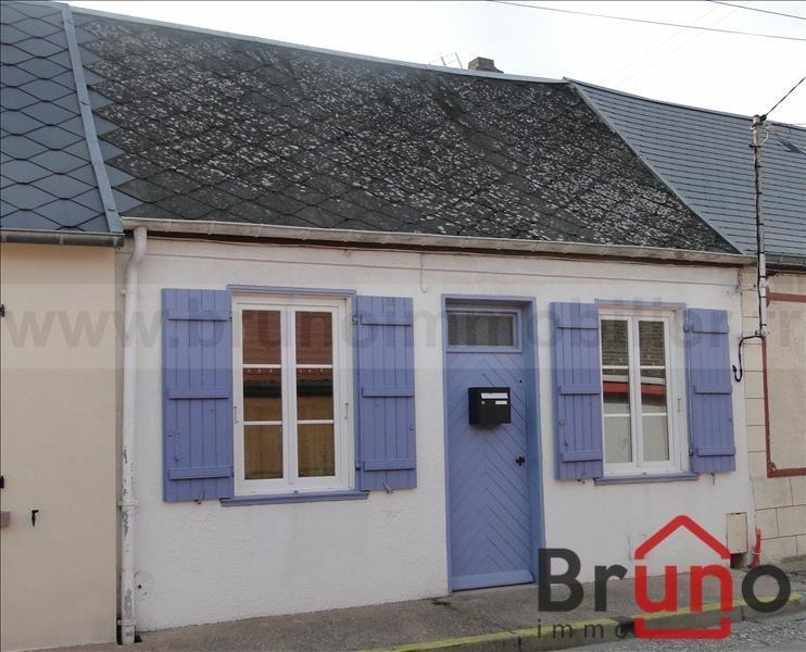 Revenda casa Le crotoy 169700€ - Fotografia 1