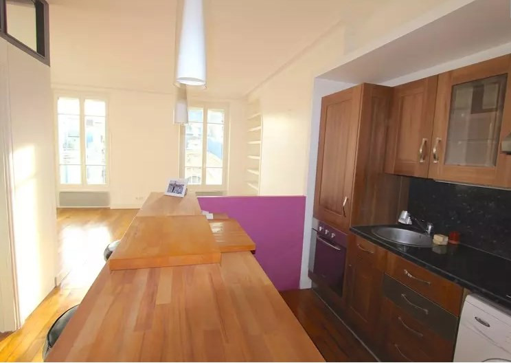 Vente appartement Paris 4ème 525 000€ - Photo 3